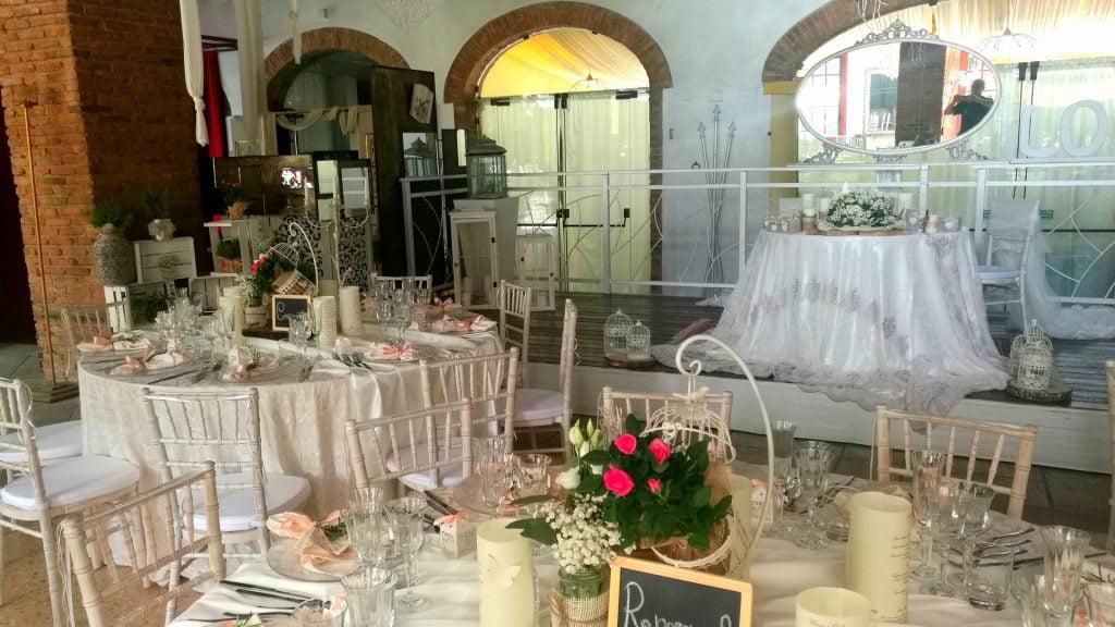 Ricevimento location storica matrimoni Villadose
