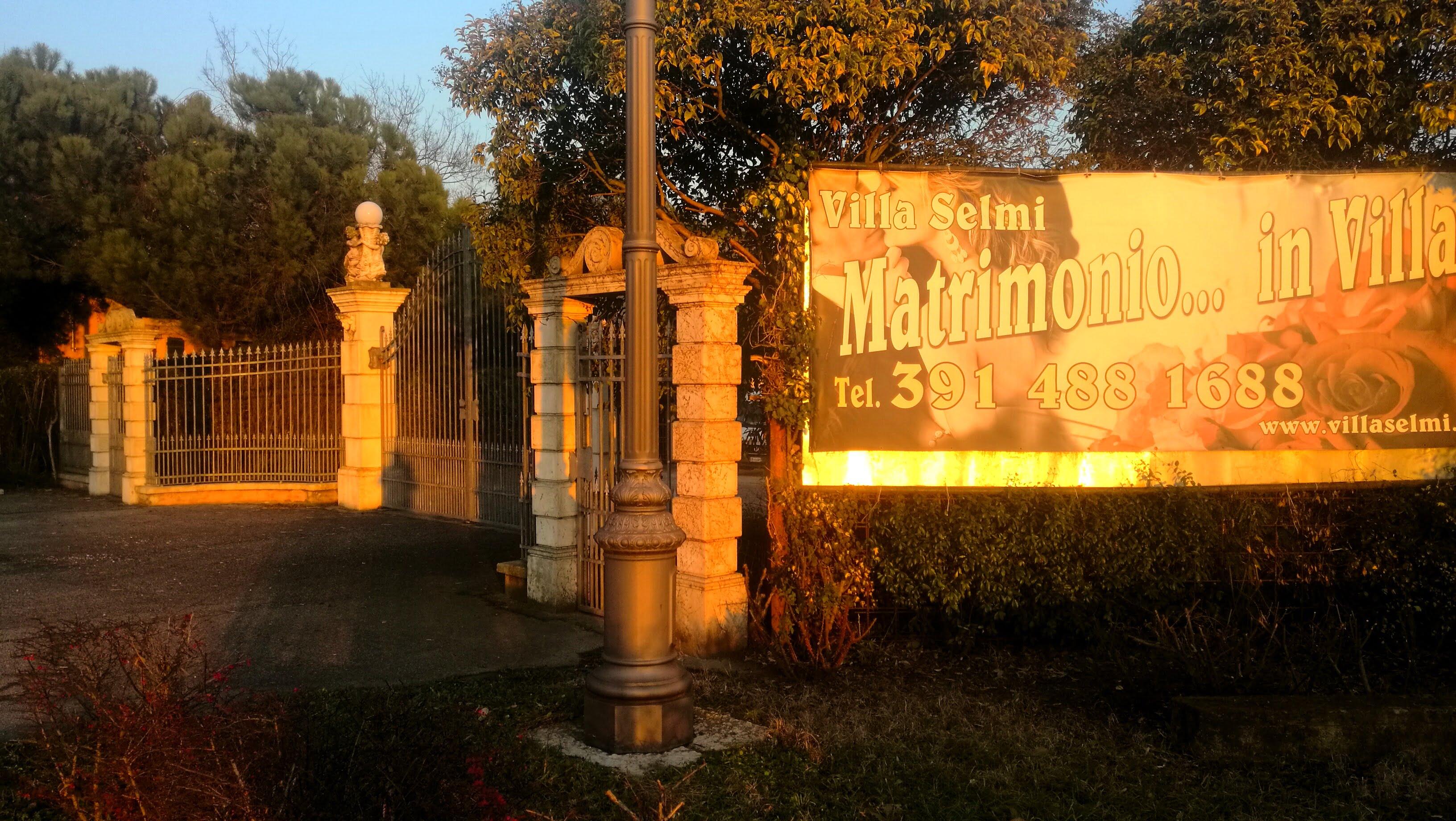 VILLE MATRIMONI CIVILI FERRARA - LOCATION ESCLUSIVA