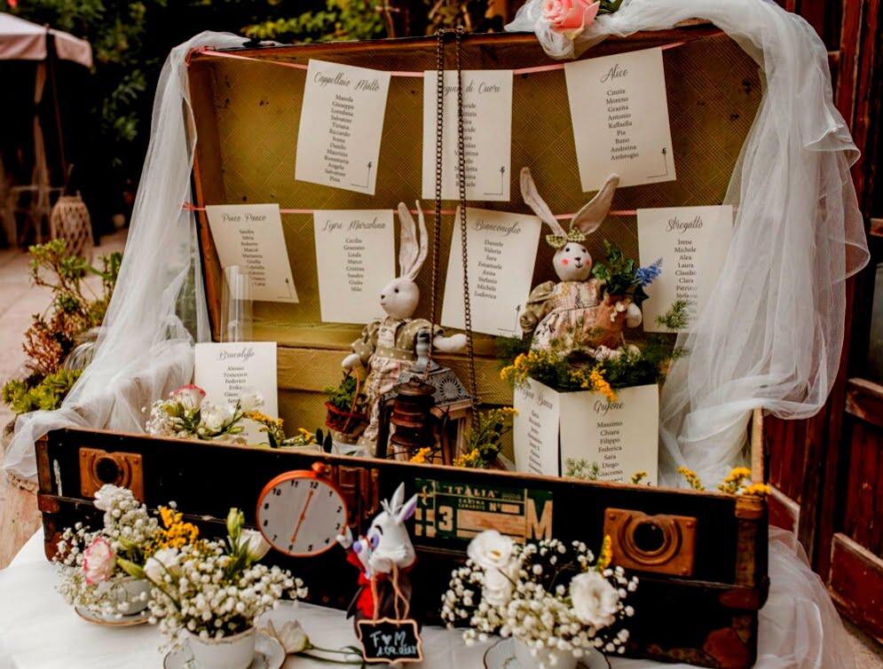 WEDDING PLANNER FERRARA : STANDING OVATION