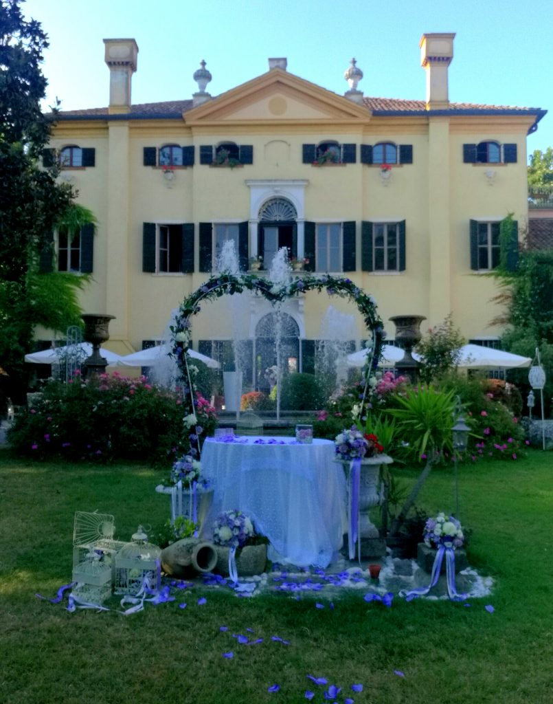 "VILLE MATRIMONI PADOVA - FORMULA ""ALL INCLUSIVE """