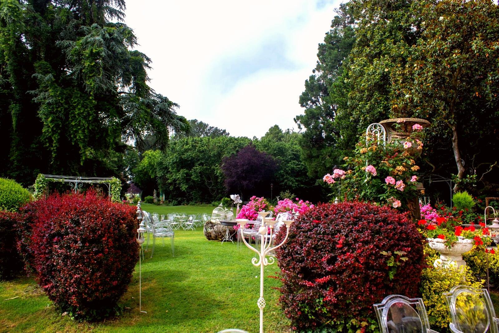 Matrimonio Cento servizi esclusivi Villa Selmi